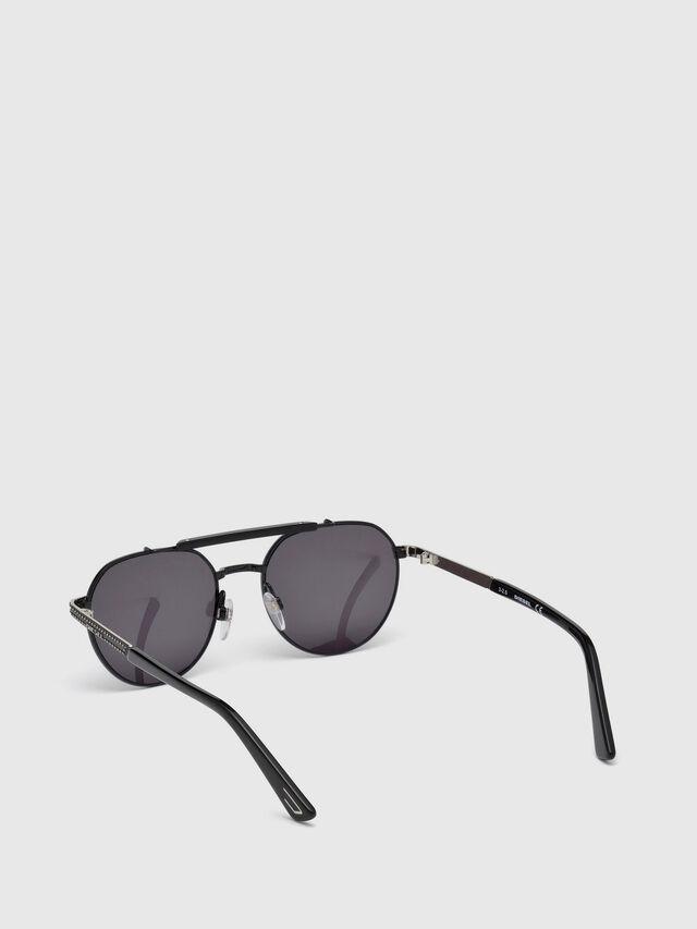 Diesel - DL0239, Black - Eyewear - Image 2