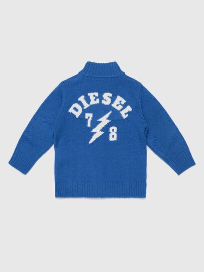 Diesel - KJONB, Blue - Knitwear - Image 2
