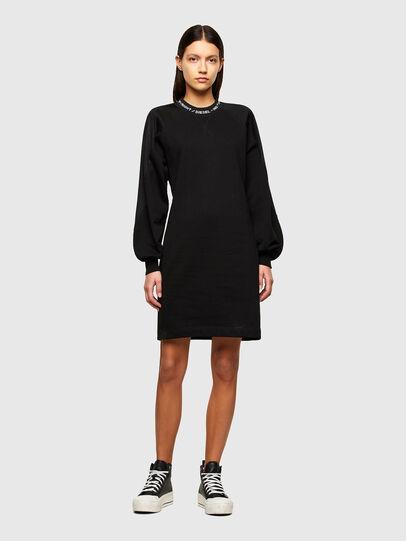 Diesel - D-TULLY, Black - Dresses - Image 1