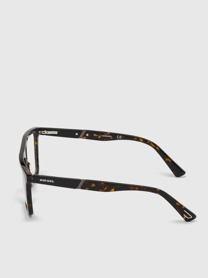 Diesel - DL5369, Black/Brown - Eyeglasses - Image 3