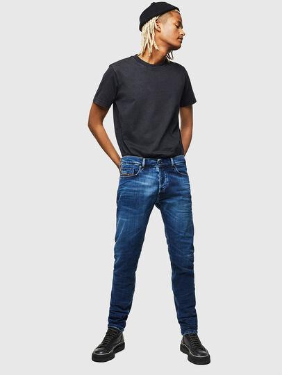 Diesel - Tepphar 0095N, Medium blue - Jeans - Image 5
