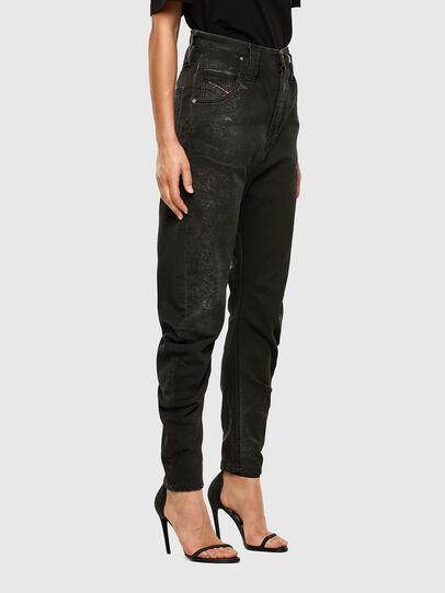 Diesel - D-Plata JoggJeans 009DS, Black/Dark grey - Jeans - Image 6