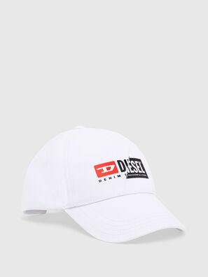 CAP-CUTY, White - Caps