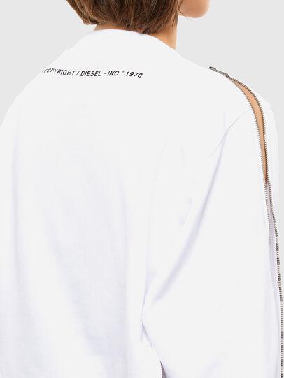 Diesel - F-ROSETTA, White - Sweaters - Image 6
