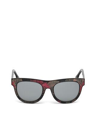 DM0160, Black/rose red