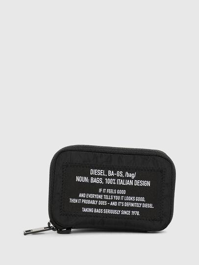 Diesel - LARIO, Black - Small Wallets - Image 1