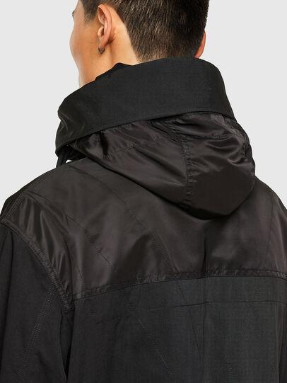 Diesel - J-LOTTA, Black - Jackets - Image 5