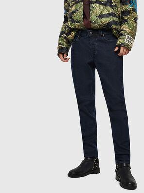 Larkee-Beex 084LC, Dark Blue - Jeans
