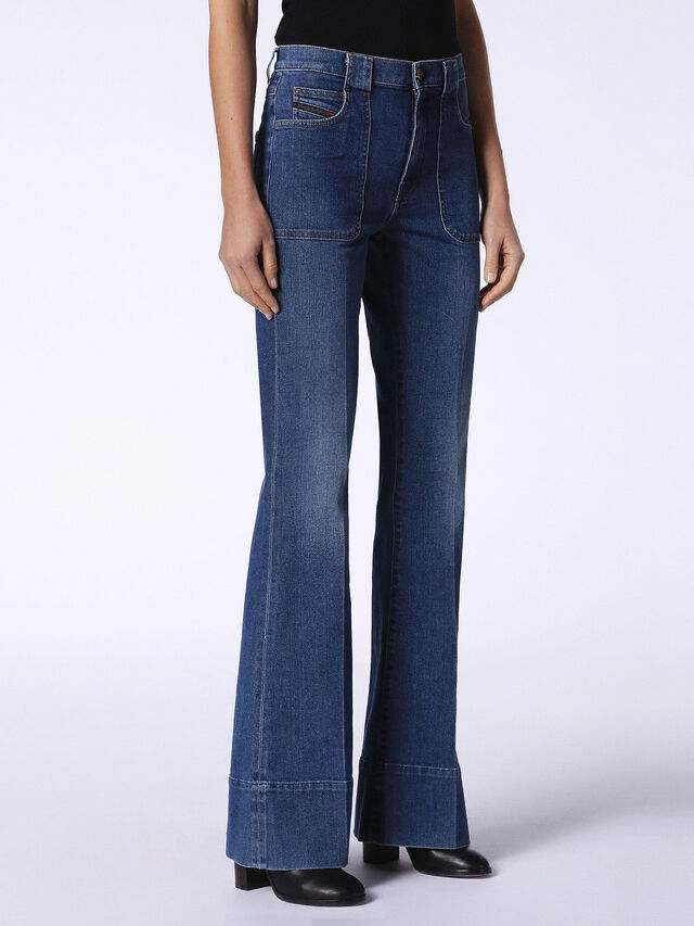 DE-VIKY, Blue jeans
