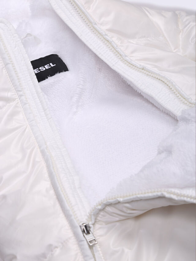 Diesel - JANICE-NB, White - Jackets - Image 3