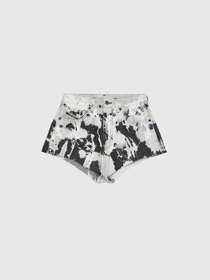 DE-HIGWEI, White/Black - Shorts