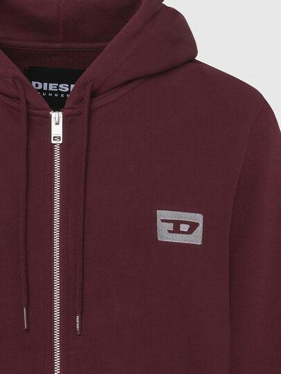 Diesel - UMLT-BRANDON-Z, Bordeaux - Sweaters - Image 3