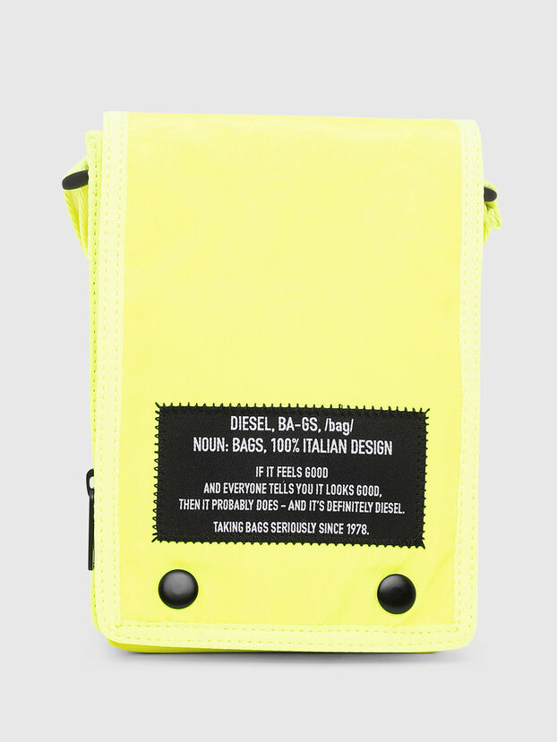 ANKO, Yellow Fluo - Crossbody Bags