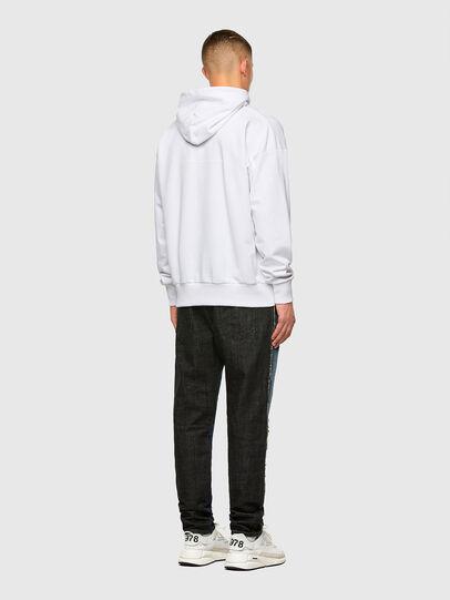 Diesel - S-ALBYEL-X1, White - Sweaters - Image 6