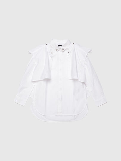Diesel - CRAILYS, White - Shirts - Image 1