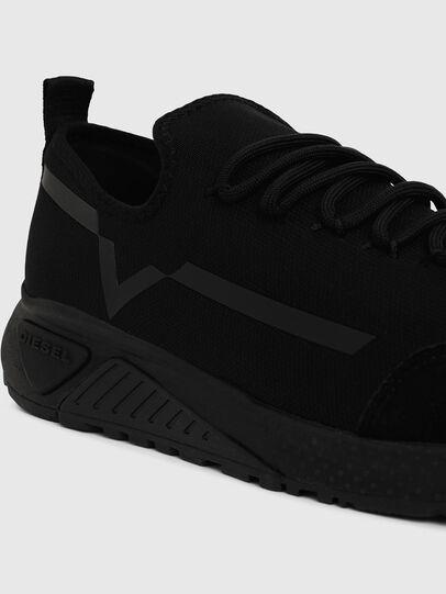 Diesel - S-KBY STRIPE, Black - Sneakers - Image 4