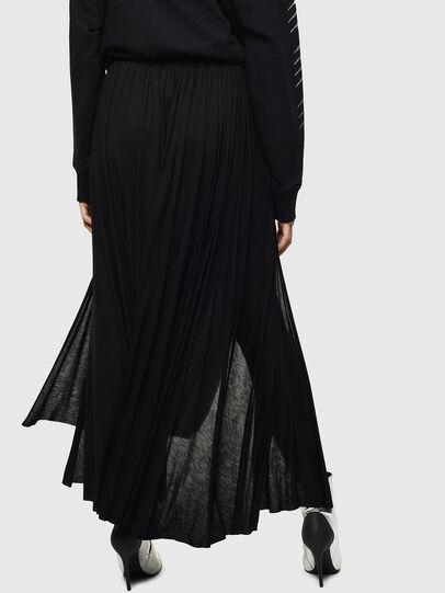 Diesel - O-FRIDA, Black - Skirts - Image 2