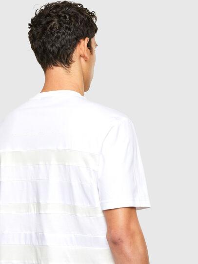 Diesel - T-LOUD, White - T-Shirts - Image 3