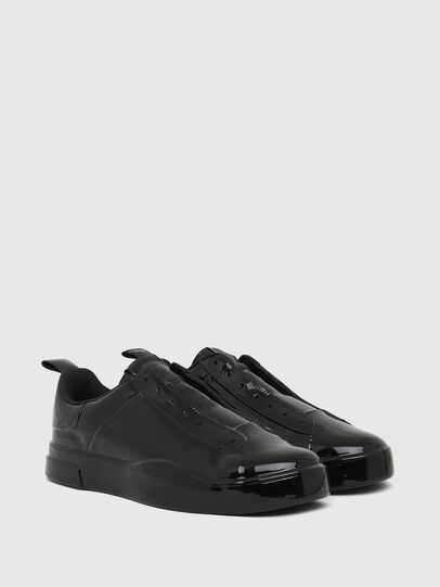 Diesel - S-CLEVER SO, Black - Sneakers - Image 2
