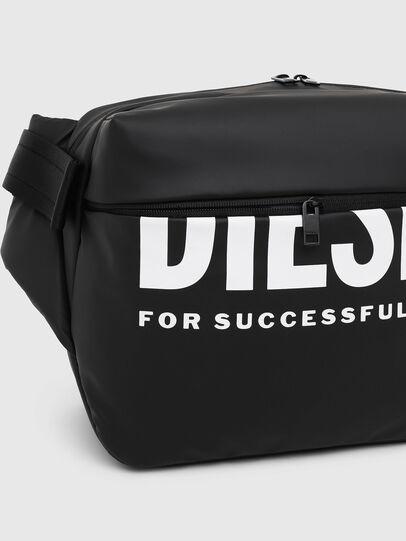 Diesel - F-BOLD CROSS II, Black - Travel Bags - Image 7