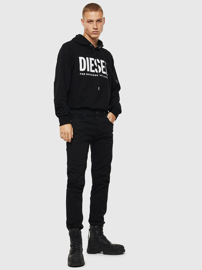Diesel - Thommer 0688H, Black/Dark grey - Jeans - Image 6