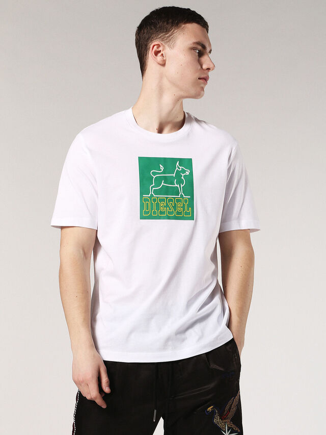 T-JUST-ZF, White