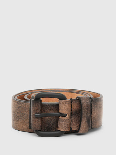 Diesel - B-VYNTA, Light Brown - Belts - Image 1