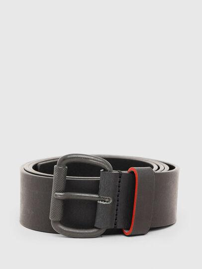 Diesel - B-DIVISION, Black - Belts - Image 1
