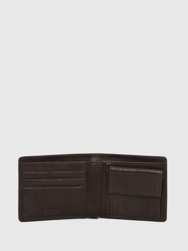 Diesel HIRESH S, Brown - Small Wallets - Image 3