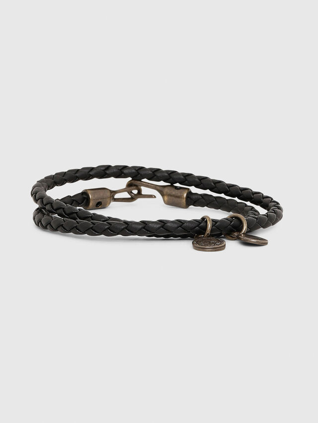 Diesel - ALUCY BRACELET 2, Dark Blue - Bijoux and Gadgets - Image 1