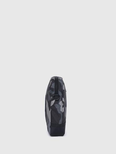 Diesel - ALTAIRO, Grey/Black - Crossbody Bags - Image 3