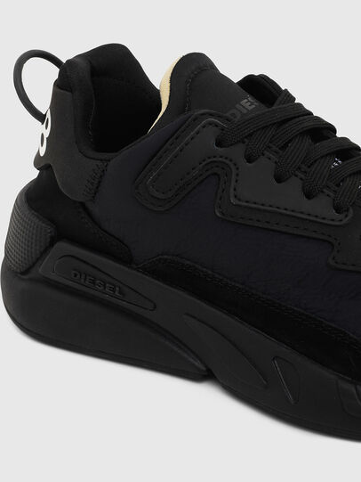 Diesel - S-SERENDIPITY LC W, Black - Sneakers - Image 5