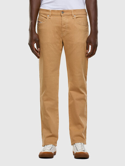 Diesel - D-Mihtry 009HA, Light Brown - Jeans - Image 1