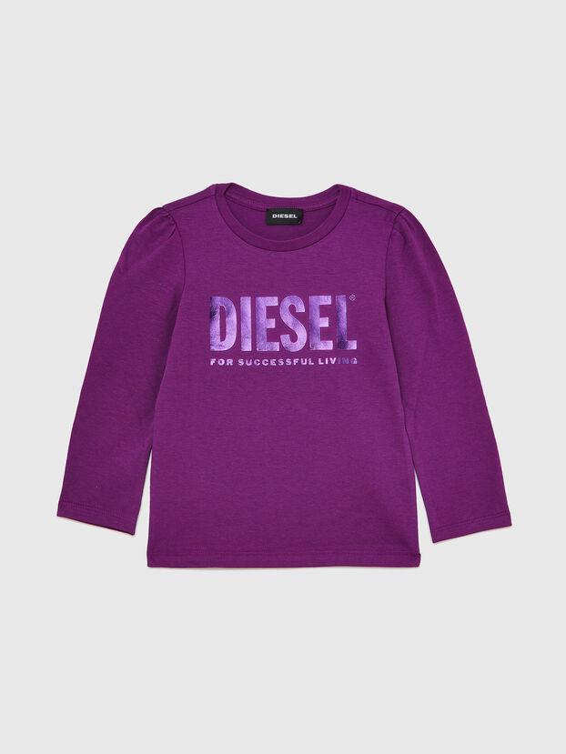 TRASSYB-R, Violet - T-shirts and Tops