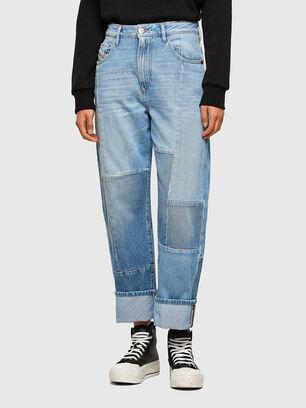 D-Reggy 009ND, Light Blue - Jeans