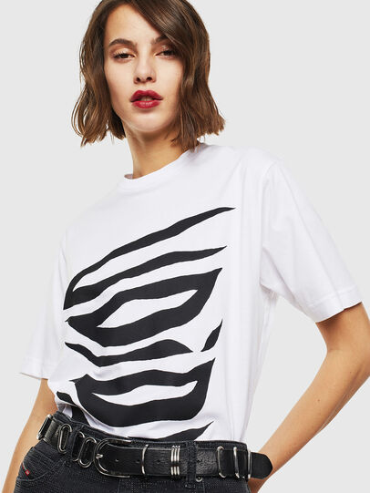 Diesel - T-JUST-J9,  - T-Shirts - Image 5