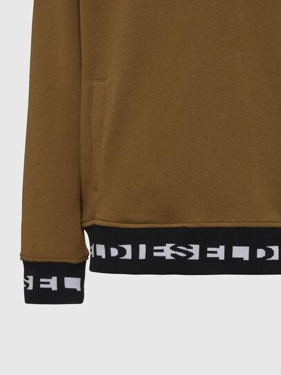 Diesel - UMLT-BRANDON, Light Brown - Sweaters - Image 3