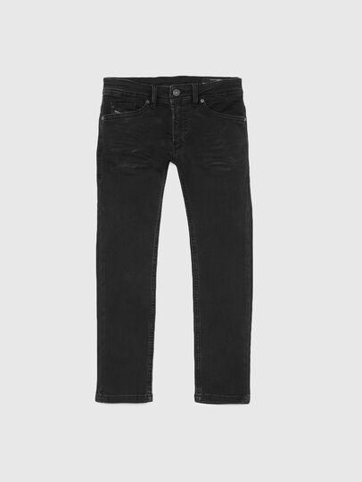 Diesel - THOMMER-J JOGGJEANS, Black - Jeans - Image 1