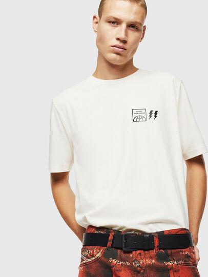Diesel - T-JUST-VINT,  - T-Shirts - Image 4