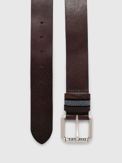 Diesel - B-DENOOP, Brown - Belts - Image 3
