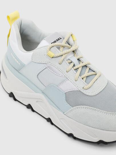 Diesel - S-HERBY LOW, White/Blue - Sneakers - Image 4