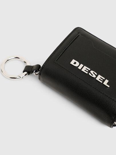 Diesel - OFRIDE, Black - Small Wallets - Image 5