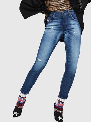 Babhila 069FY, Medium blue - Jeans