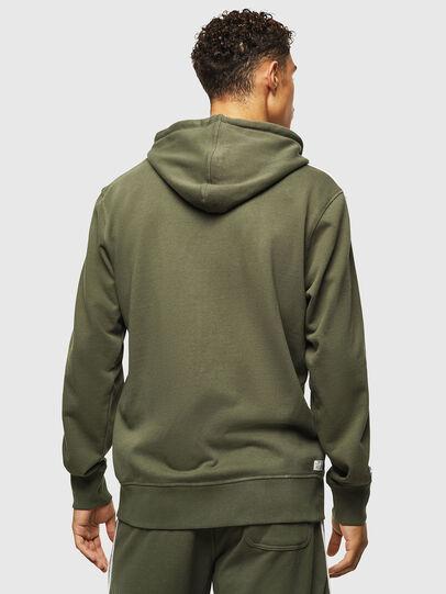 Diesel - UMLT-BRANDON-Z, Green - Sweaters - Image 2