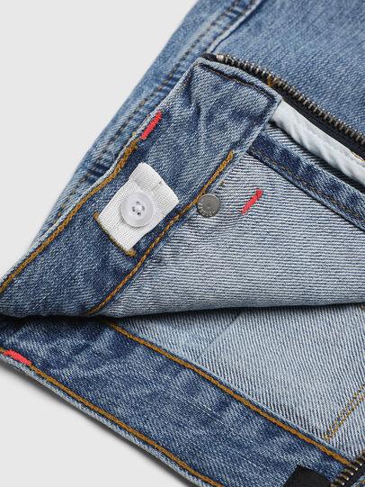 Diesel - PLARZY, Light Blue - Shorts - Image 3