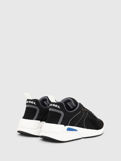 Diesel - S-SERENDIPITY LOW, Black - Sneakers - Image 3