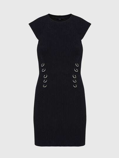 Diesel - M-BASIA, Black - Dresses - Image 1