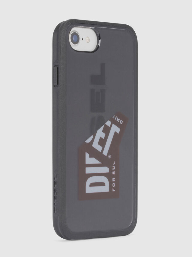 Diesel - STICKER IPHONE 8 PLUS/7 PLUS/6s PLUS/6 PLUS CASE, Black - Cases - Image 6