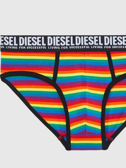 Diesel - UMBR-ANDRETHREEPACK-, Multicolor/Black - Briefs - Image 4