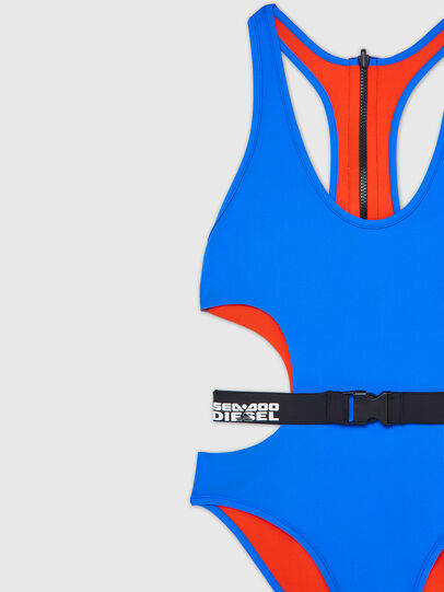 Diesel - BFSW-DIVERDOO, Blue/Orange - Swimsuits - Image 3